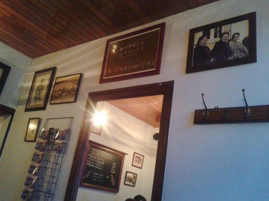 Cafe de la cale: Photos jaunies
