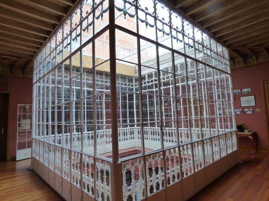 Casa Palacio Conde de la Corte: GALERIA