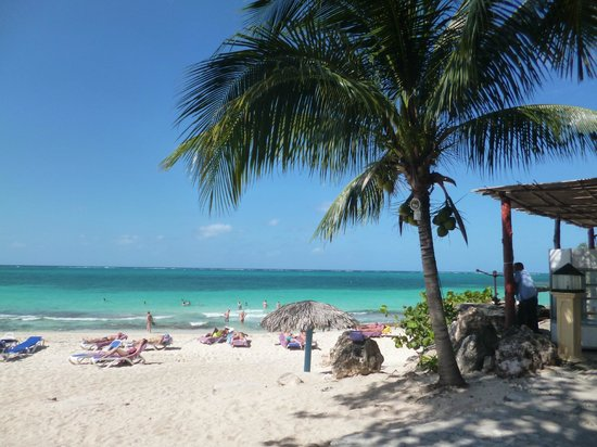 Paradisus Rio de Oro Resort & Spa : Beautiful Beach