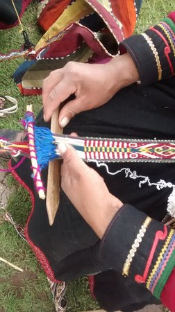 Adventure Peru Path: weaving lessons for our people, peru path team