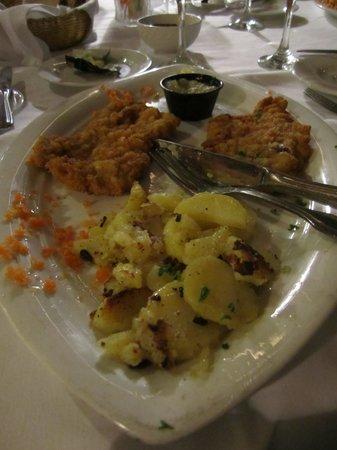 Austrian-German Restaurant: Weinerschnitzel