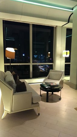 Keraton at The Plaza, a Luxury Collection Hotel: Room view