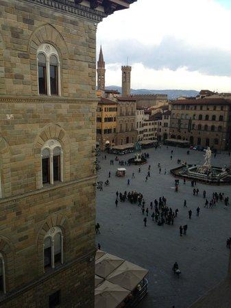 Relais Piazza Signoria : acordar assim: maravilhoso
