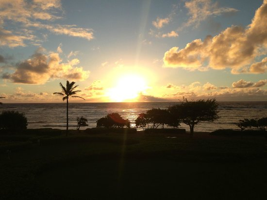 Waipouli Beach Resort: Tranquil