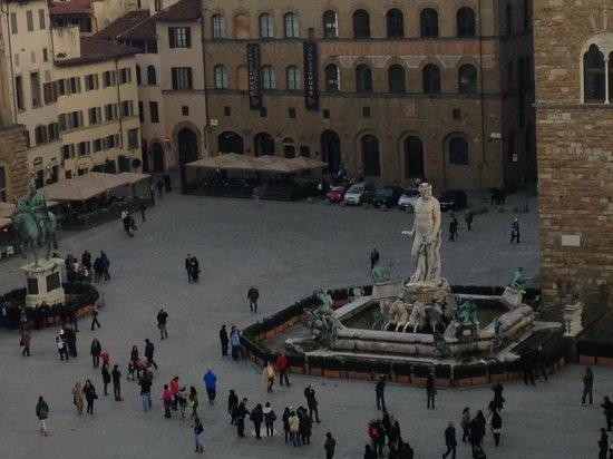 Relais Piazza Signoria : vista