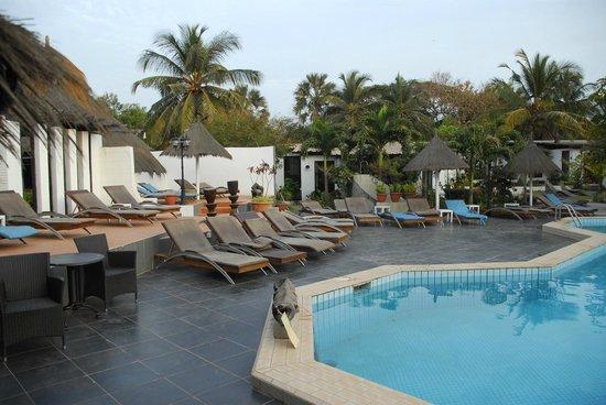 Bakotu Hotel: Pool