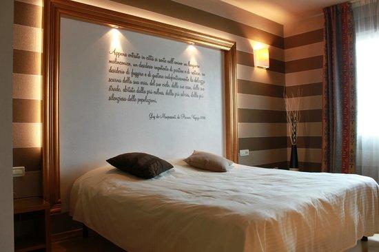 Hotel Repubblica Marinara : Camera