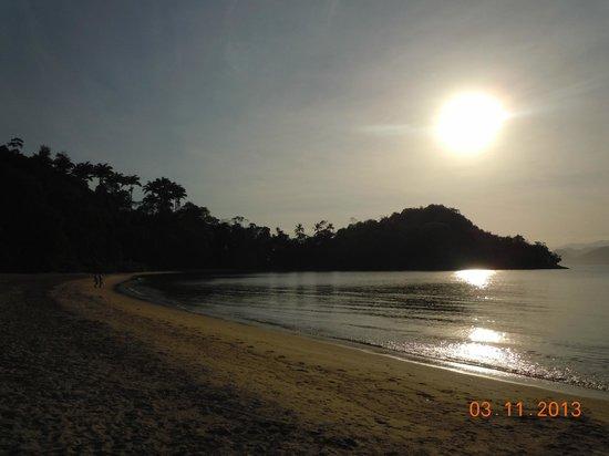 Vila Galé Eco Resort de Angra : Canto esquerdo da praia