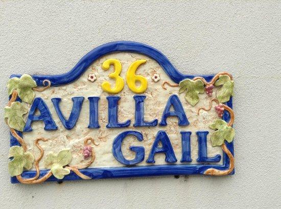A Villa Gail : Beautiful memories!!