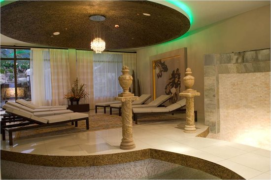 The Royal Corin Thermal Water Spa & Resort: Spa