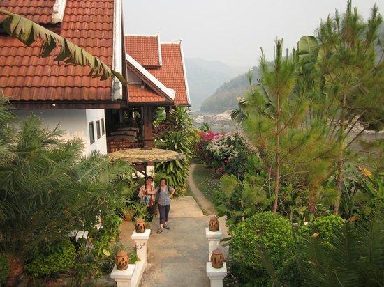 Sanctuary Pakbeng Lodge: Pakbeng lodge