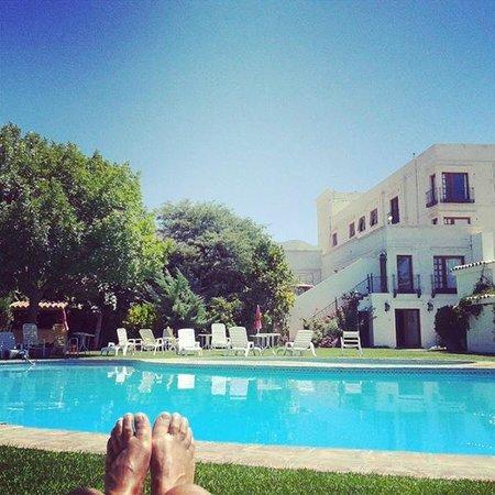 Piscina hotel asturias fotograf a de hotel asturias for Hoteles con piscina asturias