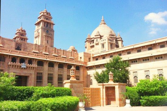 Umaid Bhawan Palace Jodhpur : Umaid Bhawan Palace