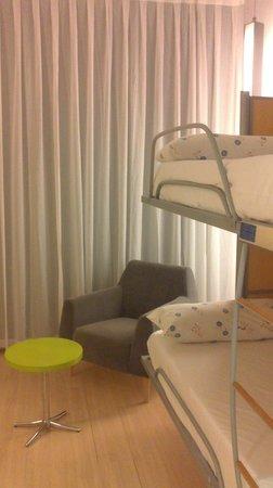 Tryp Barcelona Aeropuerto Hotel : Hab 5