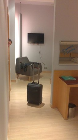 Tryp Barcelona Aeropuerto Hotel: Hab 4