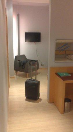 Tryp Barcelona Aeropuerto Hotel: Hab 7