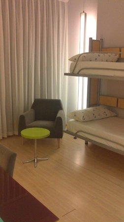 Tryp Barcelona Aeropuerto Hotel: Hab 9