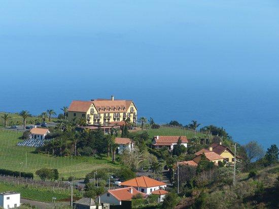 Vista - Picture of Quinta do Furao Restaurant, Santana ...