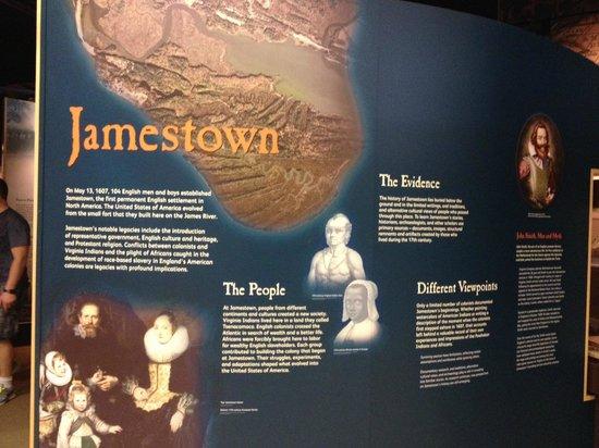 Historic Jamestowne: Visitors Center