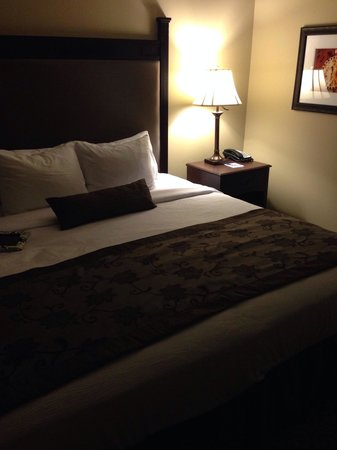 BEST WESTERN PLUS Intercourse Village Inn & Suites : Clean clean clean!