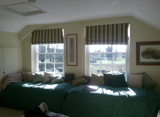 The Bedingfeld Arms: View from window