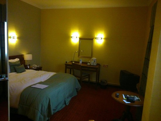 Best Western Aberavon Beach Hotel: Room 114