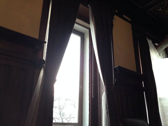 Rossi Boutique Hotel & SPA : Окно на Фонтанку в Гранд люксе