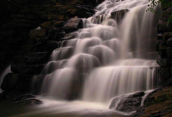 Chewacla State Park: chewacla falls close