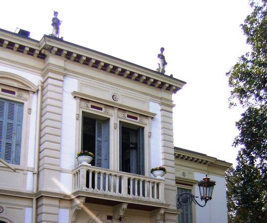 Villa Ducale Hotel e Restaurant: Balcone della Villa