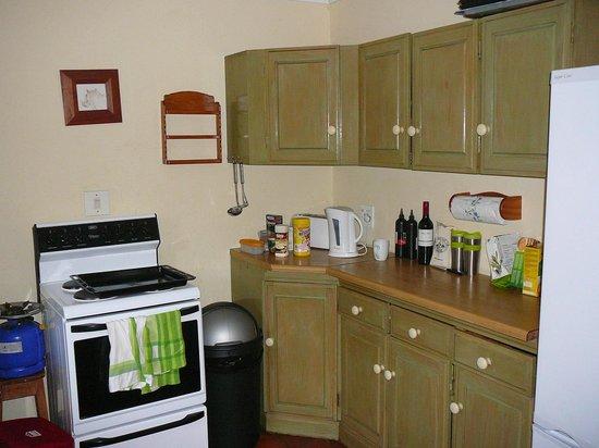 Palala River Cottages: kitchen