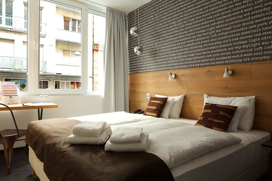 Roombach Hotel Budapest Center - Guest Room
