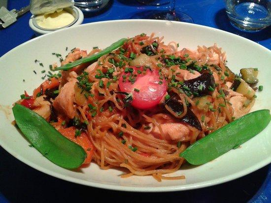 Hotel Du Bac : Le wok façon thaï