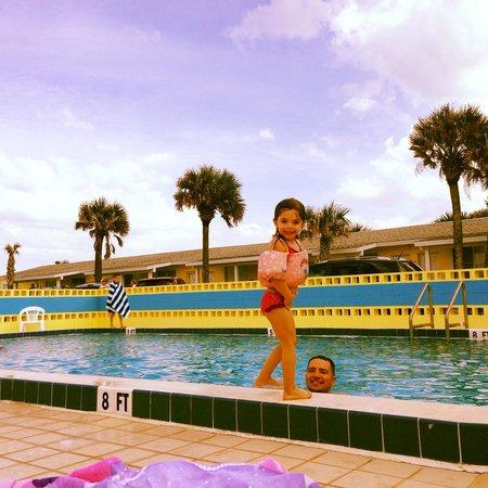 Flagler Beach Motel : Pool