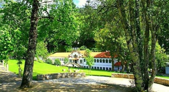 Hotel Peninsular: Parque Termal