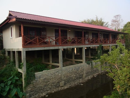 Maylyn Guest House: new building