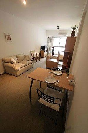 Callao Plaza Suites: backfront room
