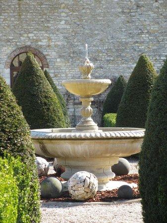 Domaine de Barive : La Fontaine