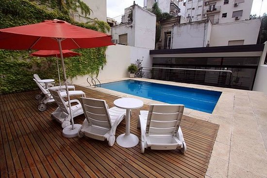 Callao Plaza Suites: pool