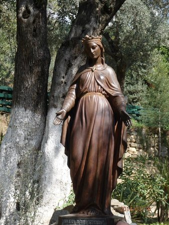 Meryemana (The Virgin Mary's House) : Virgin Mary