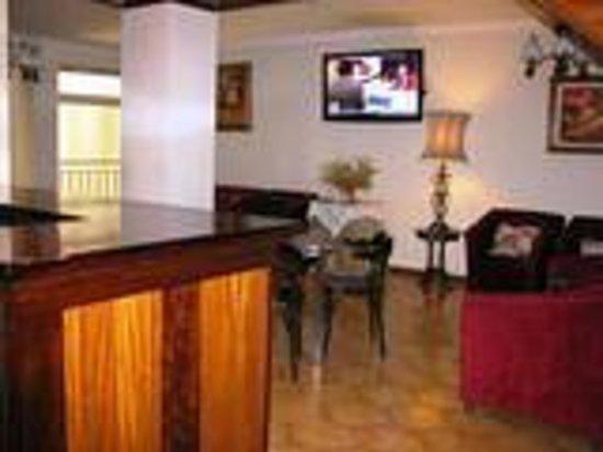 Hotel Peninsular: Bar