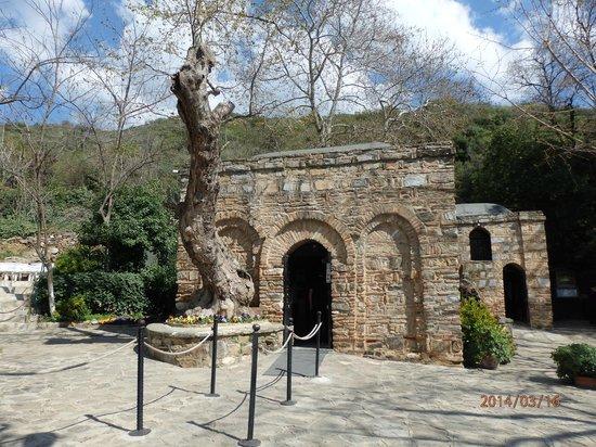 Meryemana (The Virgin Mary's House): Virgin Mary House