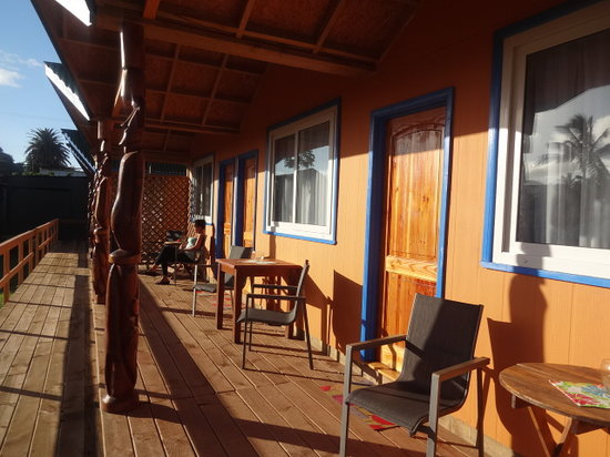 Taura'a Hotel: terrace rooms