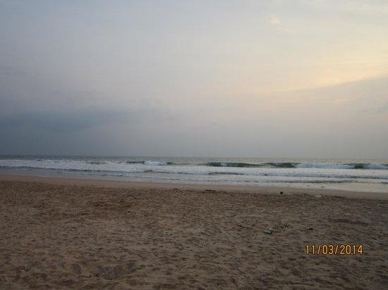 Heritance Ahungalla: Strand