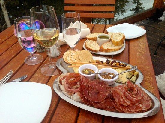 Alpino Vino: Antipasto Platter for 2