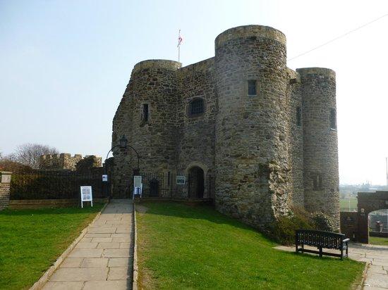 Rye Castle Museum: Castle