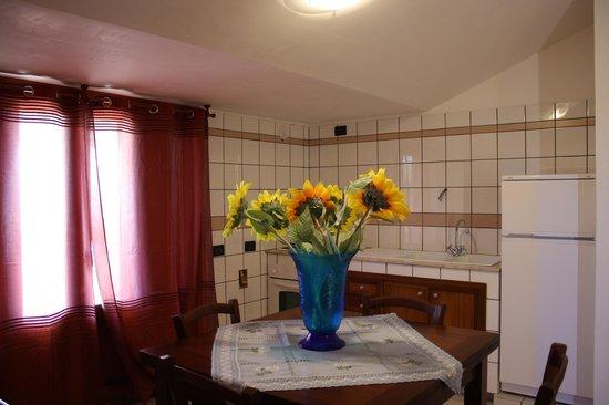 Soggiorno Pranzo Cucina : Cucina soggiorno pranzo picture of villa cipollazzo menfi