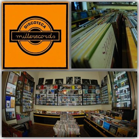 Millerecords Music Store: The island of music Millerecords