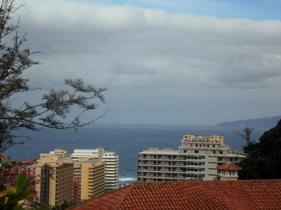 Miramar Hotel Tenerife Island : View from room 501