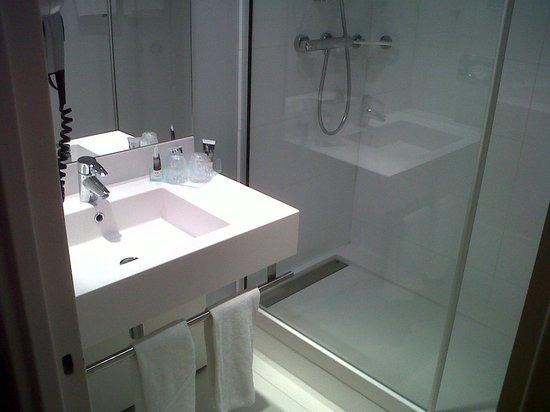 Mercure Paris le Bourget : Bagno