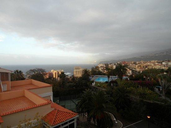 Miramar Hotel Tenerife Island : View from room 501